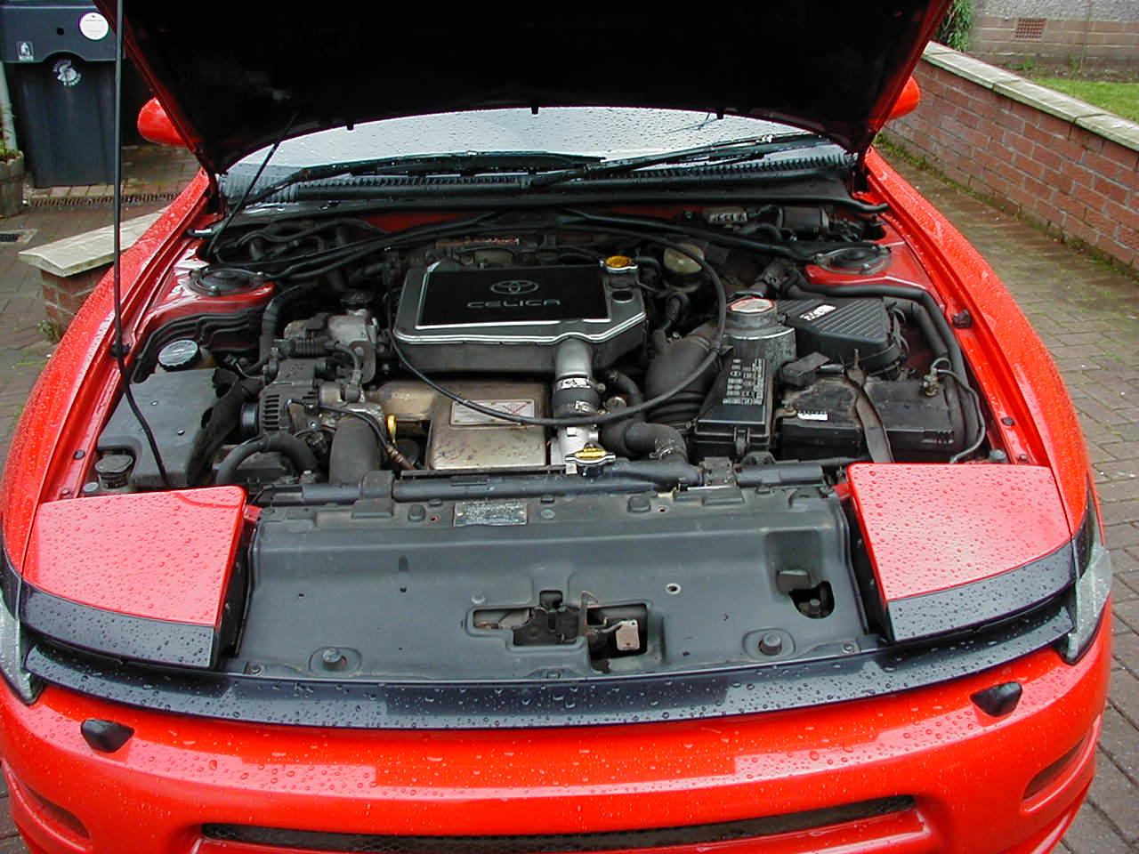 Toyota Celica GT4 Turbo Carlos Sainz